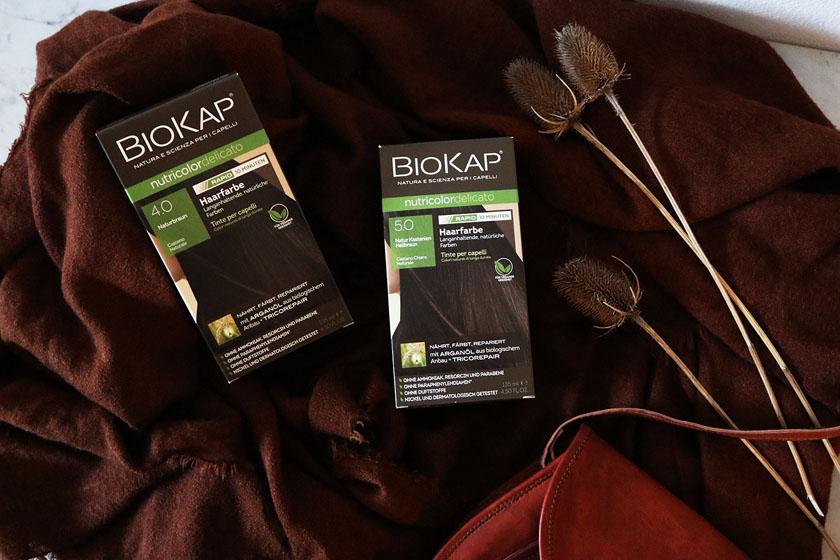BioKap Haarfarbe